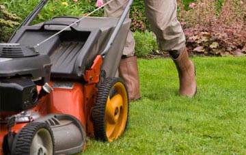 benefits of Oswestry lawn mowing