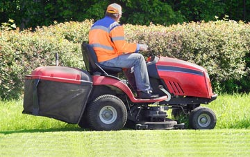 Oswestry lawn mowing costs